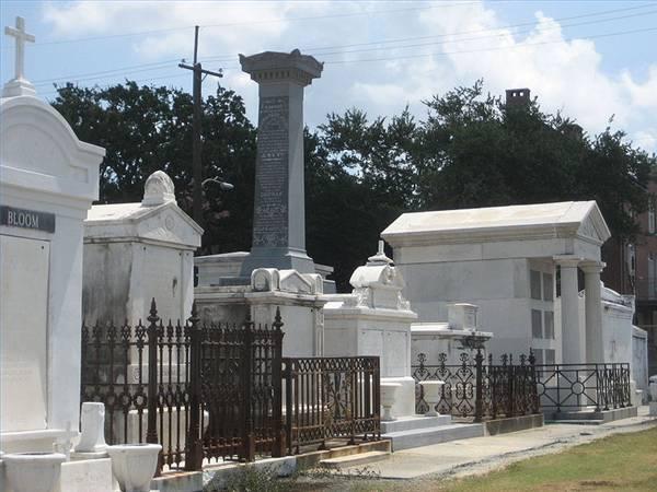[Louisiane] New Orleans Haunted Tours Cemete10
