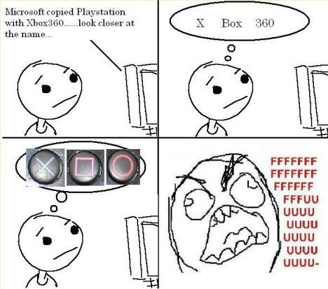 How XBOX 360 gots its name Ps3-xb10