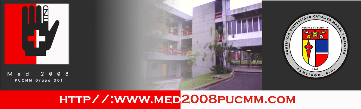 G001 Med 2008-2014 Pucmm