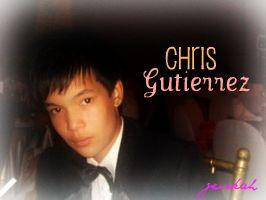 Vote for Chris Gutierrez please! :) Rickse13