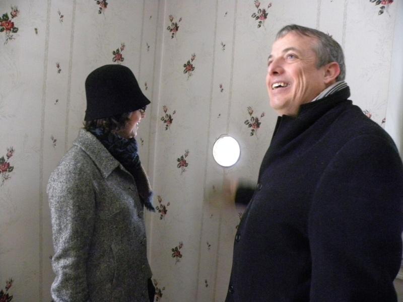 La sous-préfète en visite à Wangen le mercredi 13 janvier 2010 02_15611