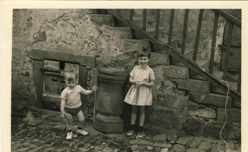 Thierry,petit garçon des années 60/70  à Wangen Image019