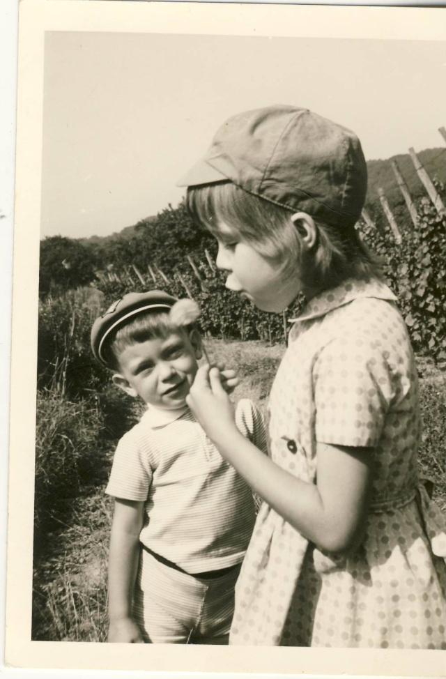 Thierry,petit garçon des années 60/70  à Wangen Image020