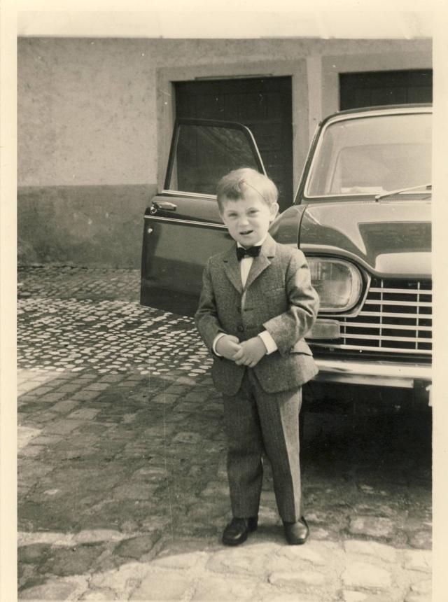 Thierry,petit garçon des années 60/70  à Wangen Image022