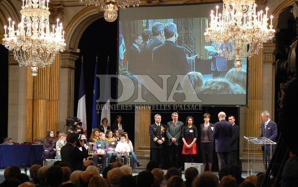 Prix National de la Mémoire et du Civisme  X2010012