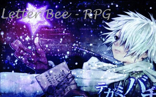 Letter Bee (ou Tegami Bachi). 39065512