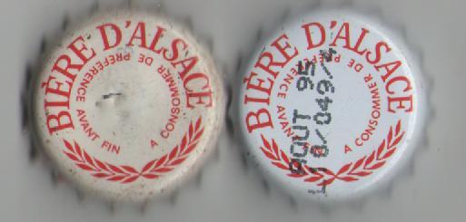 Fischer générique - blanche et rouge Alsace10