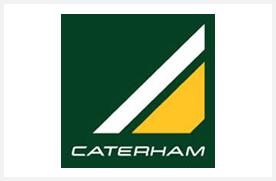 Informações Gerais da Caterham Caterh10