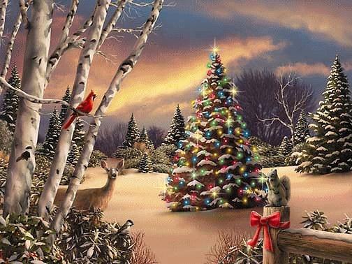 les plus belles décorations pour les fêtes d'hiver A239af11