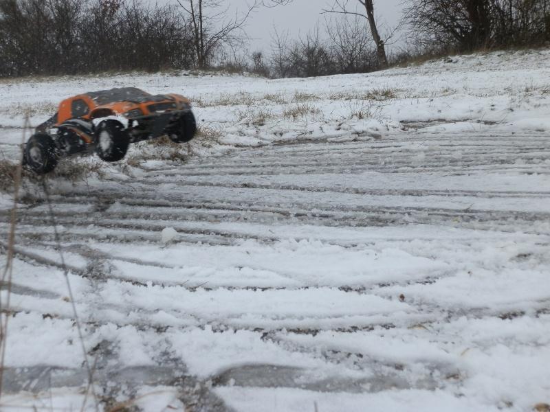 photo de nos  sorti dans la neige  P1260017