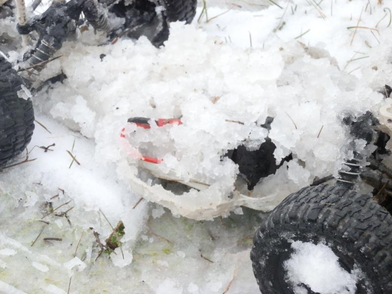photo de nos  sorti dans la neige  P1260019