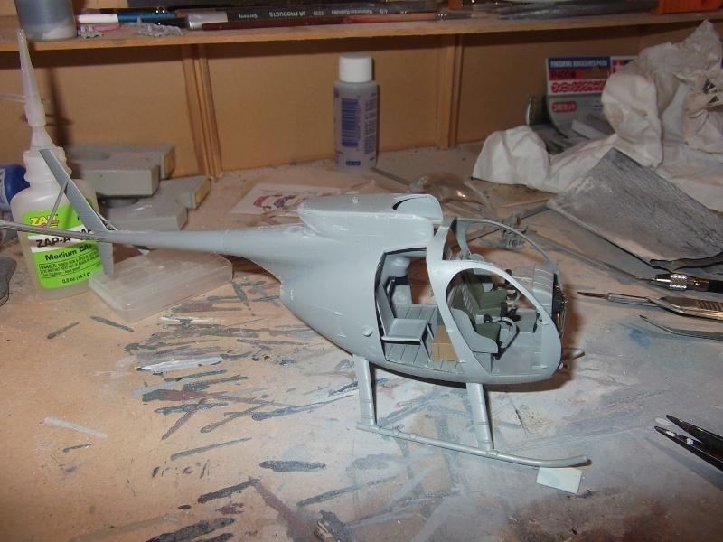 OH-6A Cayuse Dragon 1/35° Dscf3019