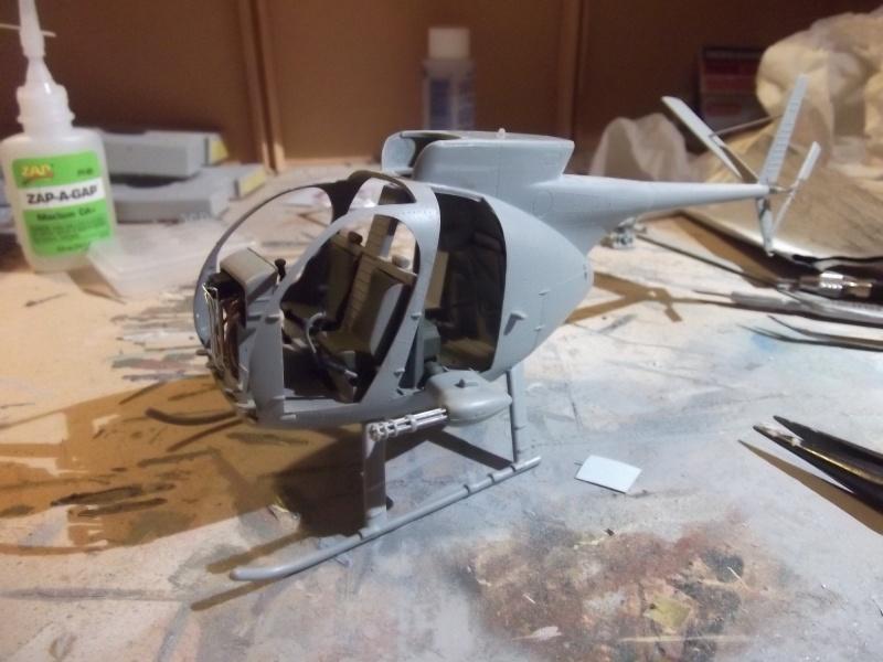 OH-6A Cayuse Dragon 1/35° Dscf3020