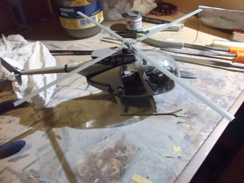 OH-6A Cayuse Dragon 1/35° Dscf3024