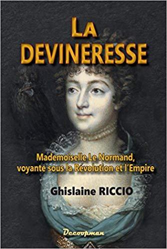 Voyance et superstitions,  Mademoiselle Lenormand  (1772 - 1843) 51azsn10