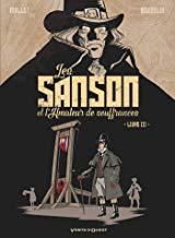 Bandes dessinées : Les Sanson et l'amateur de souffrances 718jis10