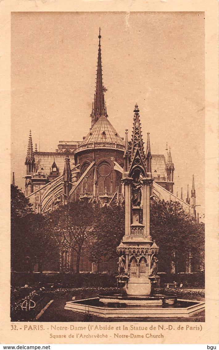 La cathédrale Notre-Dame de Paris en flammes - Page 6 Abside11