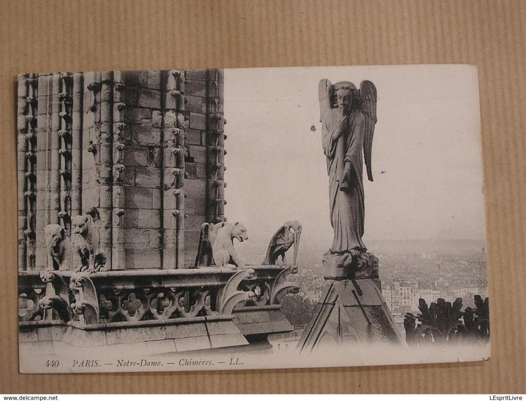 La cathédrale Notre-Dame de Paris en flammes - Page 6 Ange_e10
