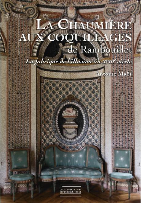 Antoine Maës :  La Chaumière aux Coquillages de Rambouillet Arton910