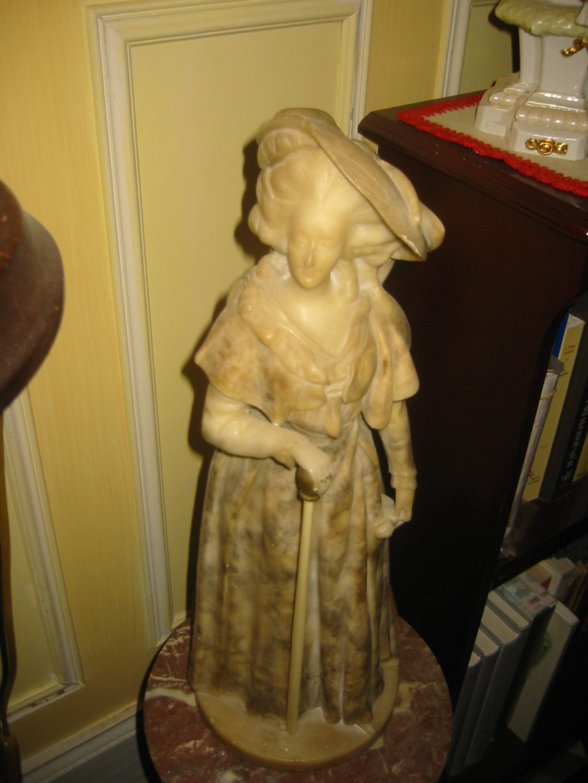 Marie-Antoinette par Jacques Boéro, statues et statuettes Badine10