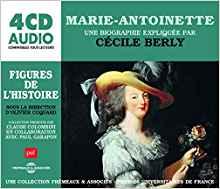 """""""Marie-Antoinette"""", de Cécile Berly et Jean-Clément Martin Berly10"""
