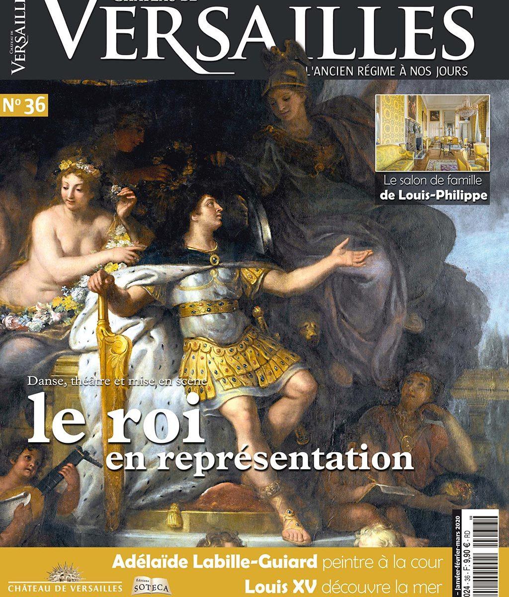 Le magazine Château de Versailles  - Page 4 Chatea10