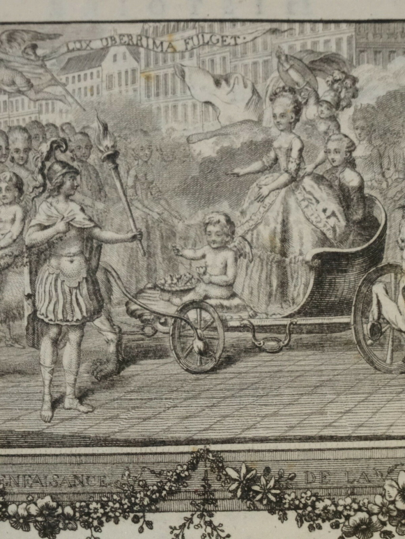 Le mariage de Louis XVI et Marie-Antoinette  - Page 11 Dauphi10