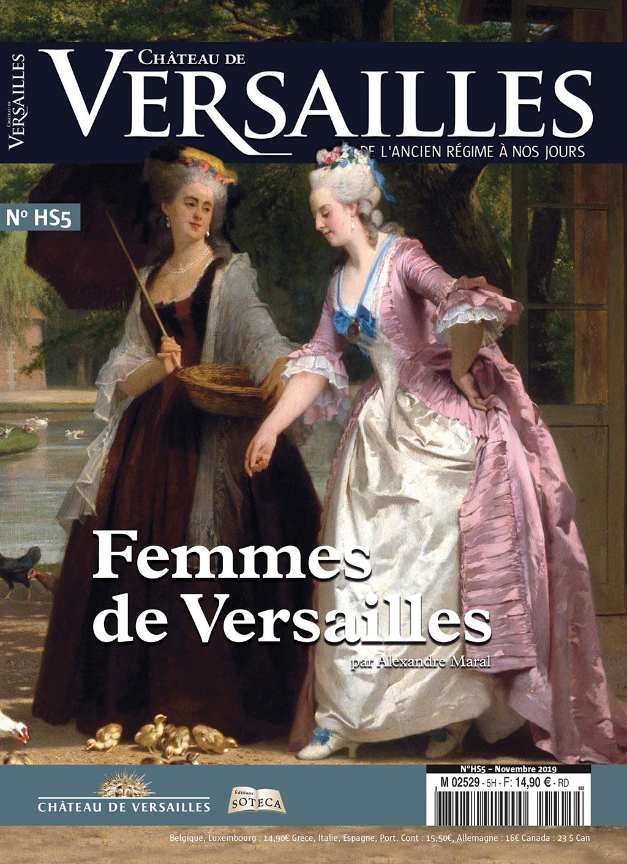 Le magazine Château de Versailles  - Page 4 Hors-s10