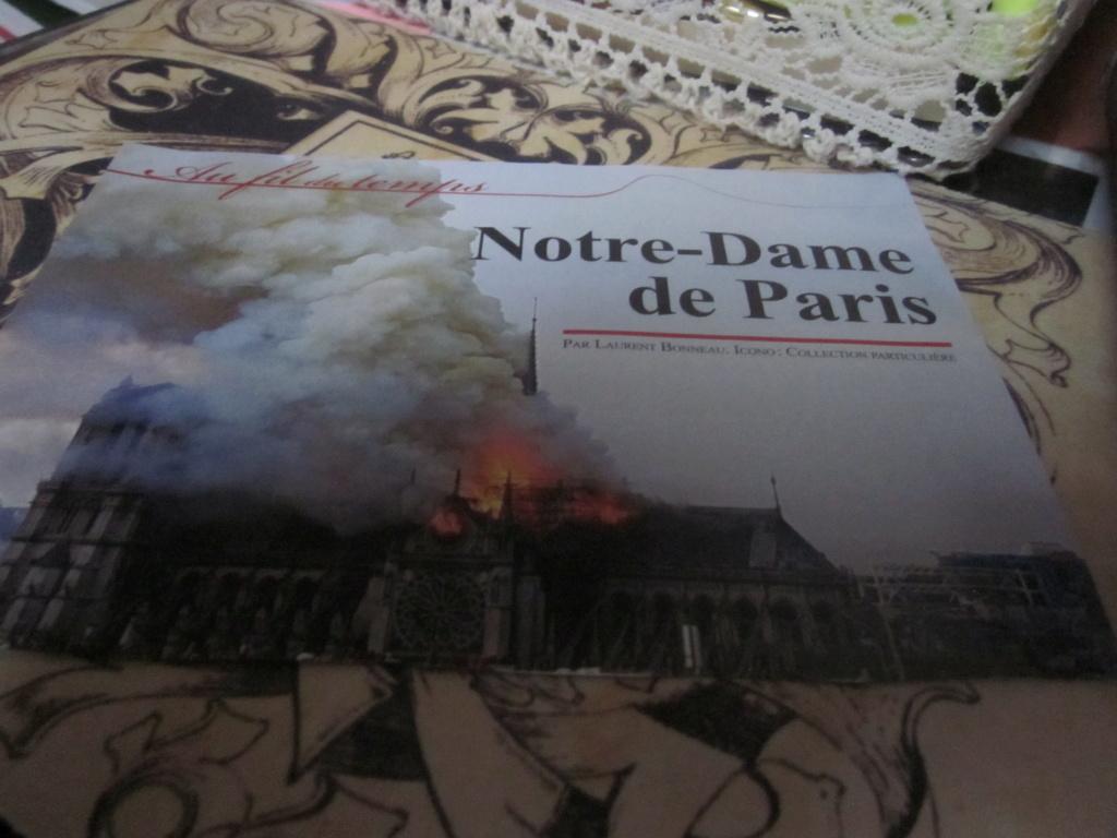 La cathédrale Notre-Dame de Paris en flammes - Page 6 Img_0112
