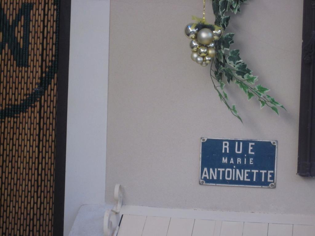 Des rues qui portent le nom de Marie Antoinette Img_0311