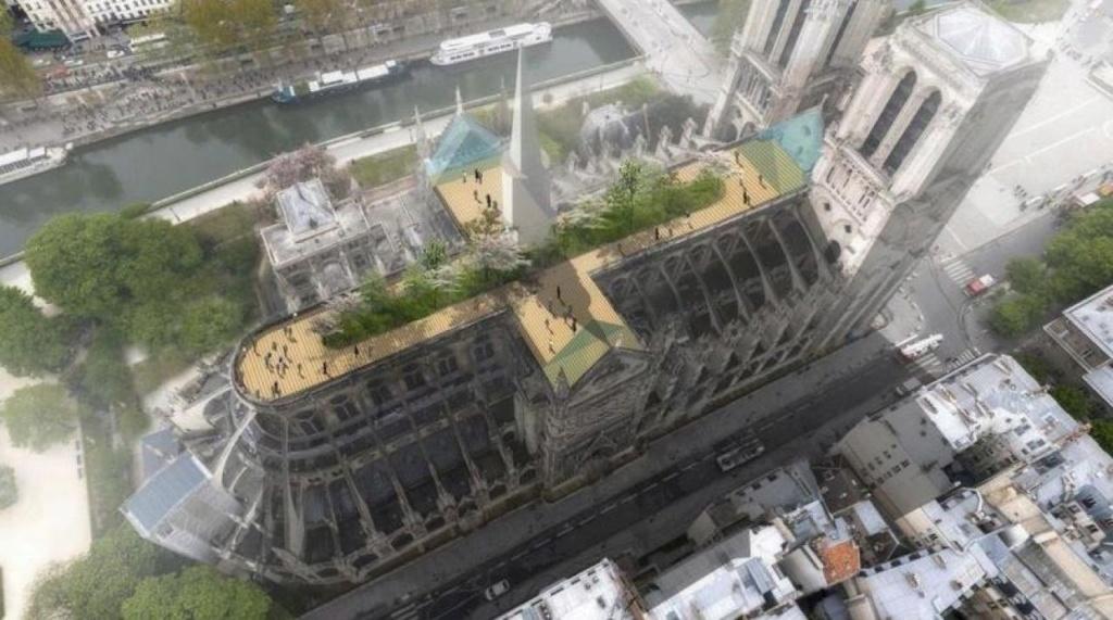 La restauration de la cathédrale Notre-Dame de Paris - Page 3 Le_pla10