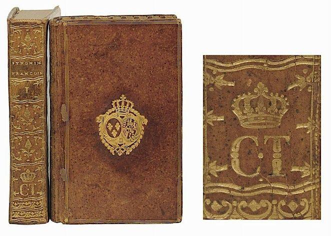 Les livres de la bibliothèque de Marie-Antoinette au Petit Trianon - Page 2 Livre_10