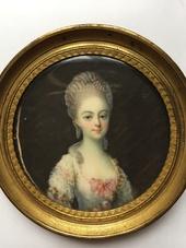 Divers portraits de Marie-Antoinette : miniatures du XVIIIe siècle (dont artistes non attribués) - Page 4 Ma_jac10