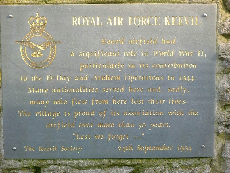RAF Keevil. Keevil16