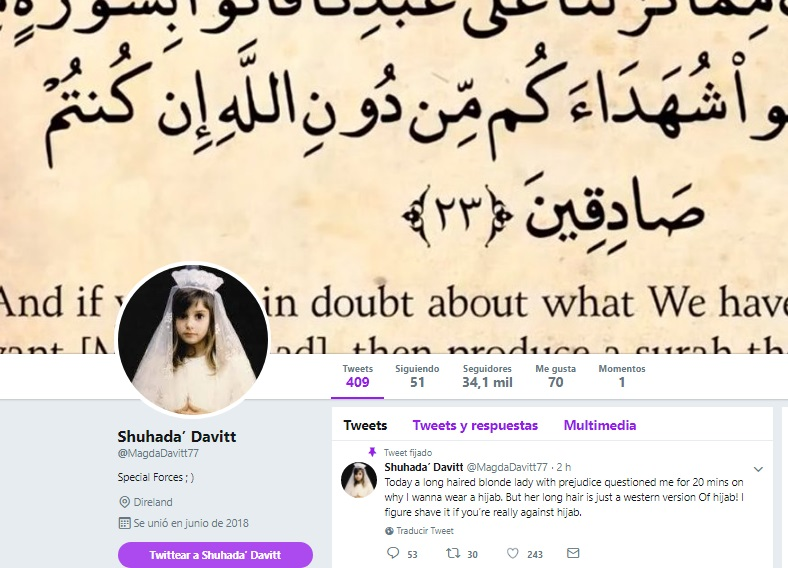 SINEAD O´CONNOR CONVERTIDA AL ISLAM POR LA ÉLITE Duen12