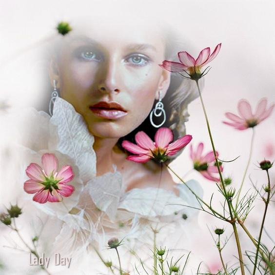 Imágenes de Mujeres - Página 2 Flor10
