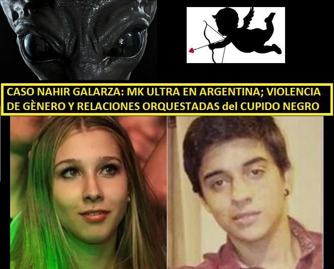 NAHIR GALARZA ASESINA ARGENTINA, MKULTRA? Jc15