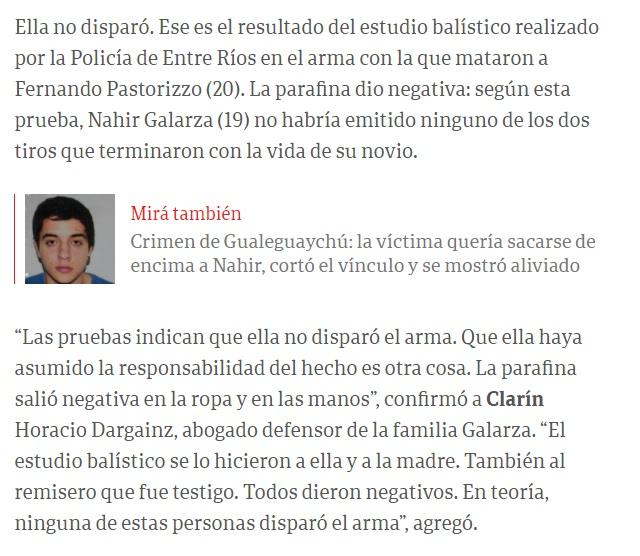 NAHIR GALARZA ASESINA ARGENTINA, MKULTRA? Jc24