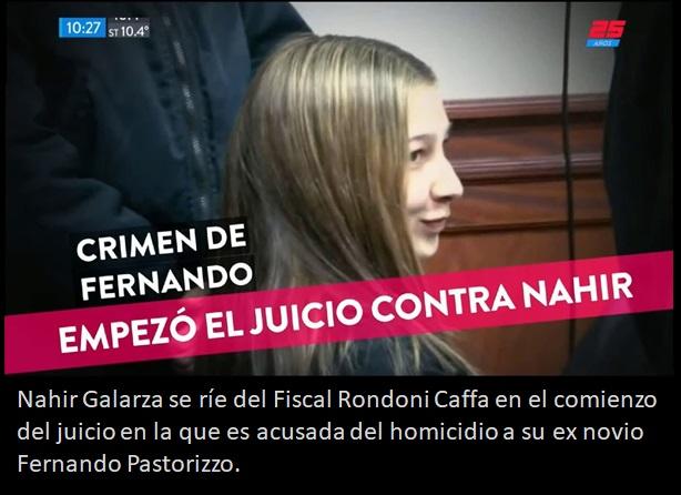 NAHIR GALARZA ASESINA ARGENTINA, MKULTRA? Jc25