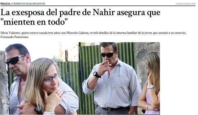 NAHIR GALARZA ASESINA ARGENTINA, MKULTRA? Jc26