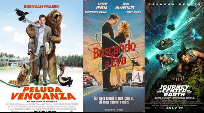BRENDAN FRAZER (La Momia) DENUNCIA ACOSO SEXUAL   Robi218