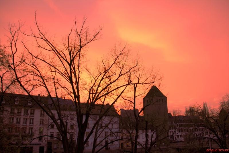ciel orangé à strasbourg 2013_010