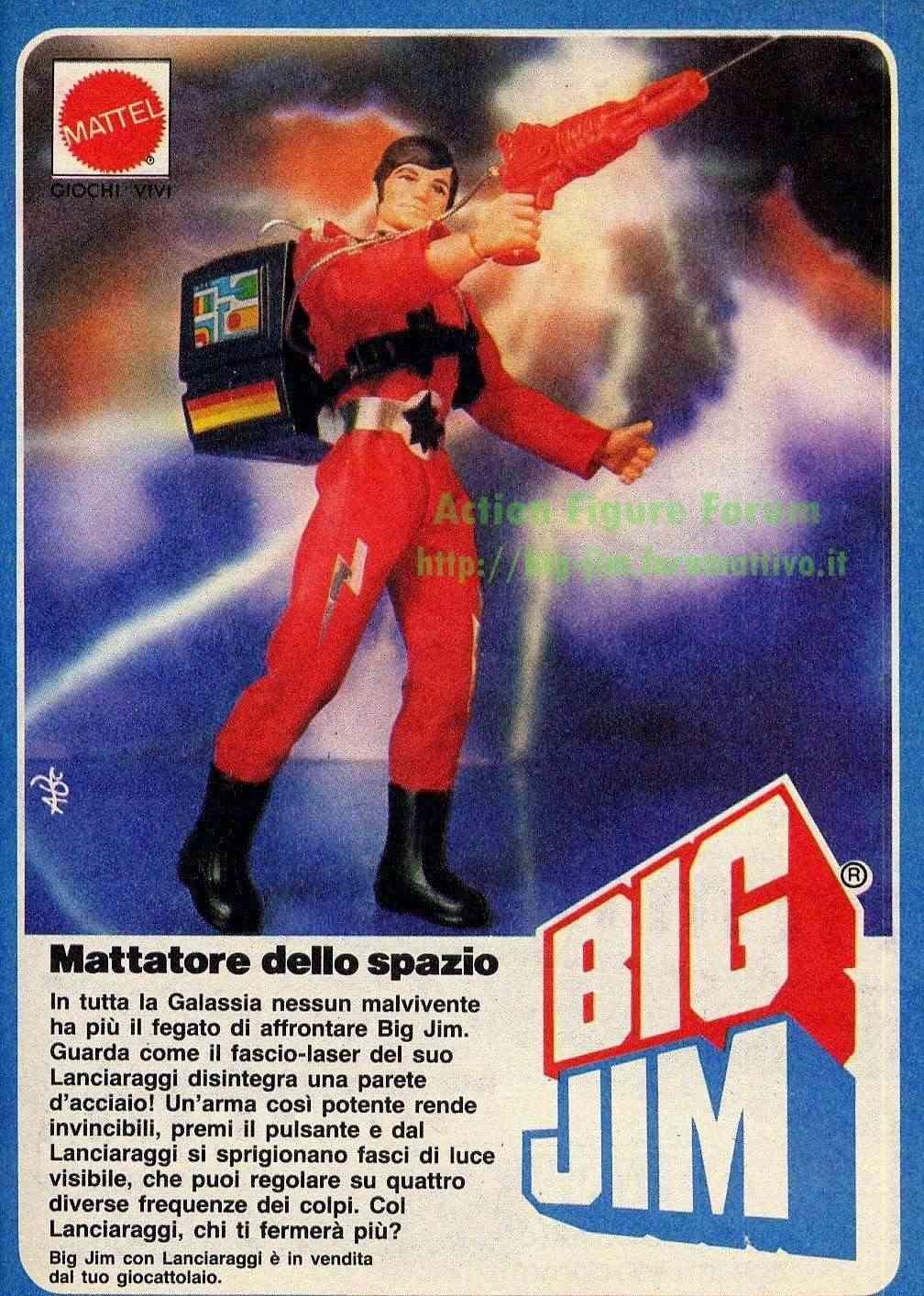 PUBBLICITA'  ITALIANE  DEL PERIODO SPIONAGGIO 1982 - 84 Image142