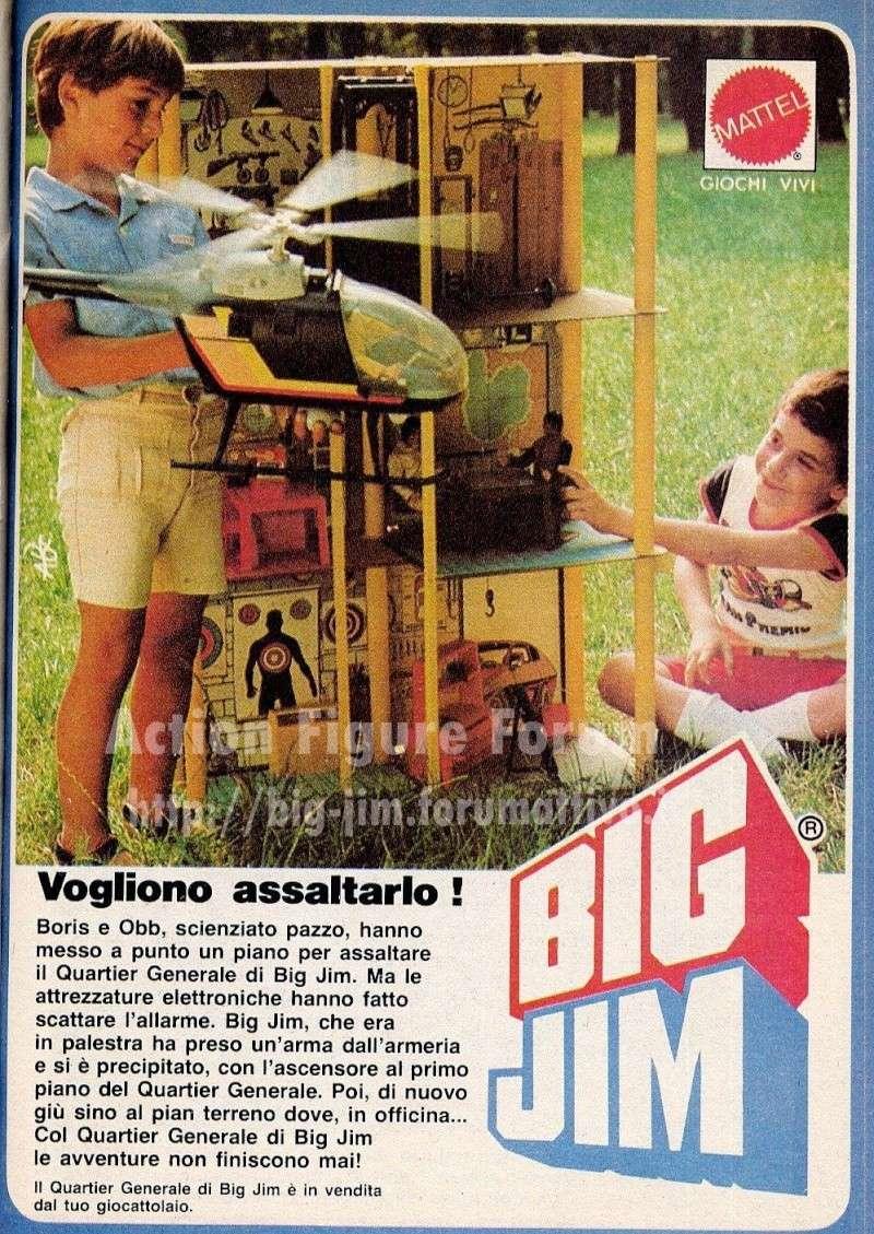 PUBBLICITA'  ITALIANE  DEL PERIODO SPIONAGGIO 1982 - 84 Image143