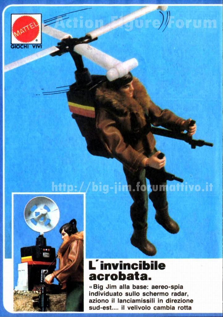 PUBBLICITA'  ITALIANE  DEL PERIODO SPIONAGGIO 1982 - 84 Image149