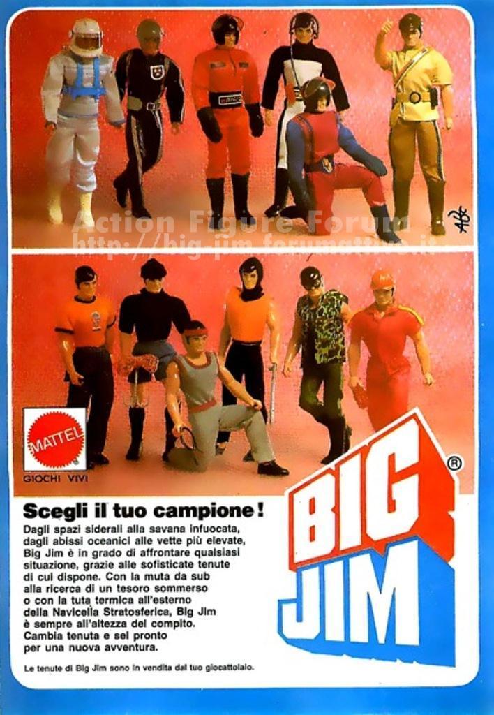 PUBBLICITA'  ITALIANE  DEL PERIODO SPIONAGGIO 1982 - 84 Image150