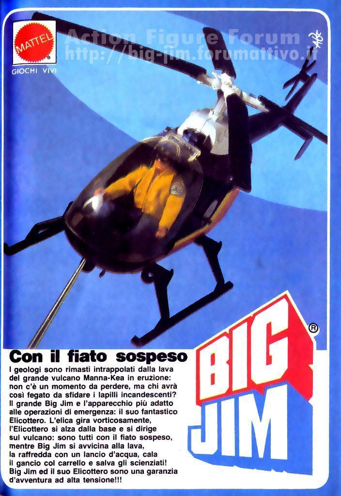 PUBBLICITA'  ITALIANE  DEL PERIODO SPIONAGGIO 1982 - 84 Image151