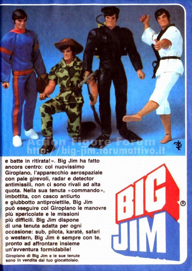 PUBBLICITA'  ITALIANE  DEL PERIODO SPIONAGGIO 1982 - 84 Image152