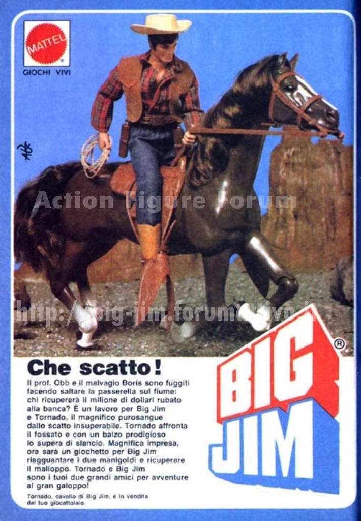 PUBBLICITA'  ITALIANE  DEL PERIODO SPIONAGGIO 1982 - 84 Image153