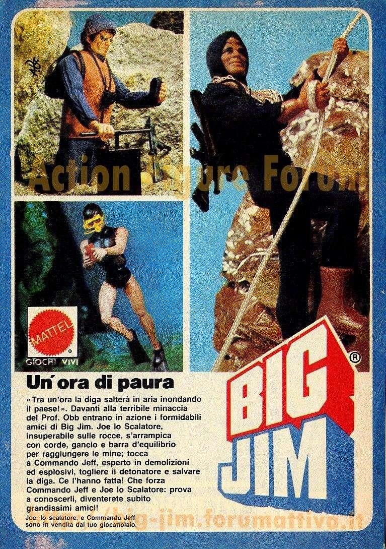 PUBBLICITA'  ITALIANE  DEL PERIODO SPIONAGGIO 1982 - 84 Image161